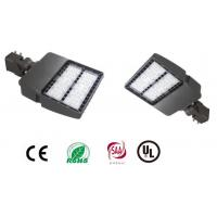 100W 13000 Lumen Shoe Box Led Light / IP65 90-277VAC LED Area Light With Meanwell Manufactures