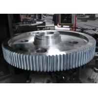 CNC Machining Spiral Gear Helical Machining Internal Skewed Tooth Double Hypoid Gear Manufactures