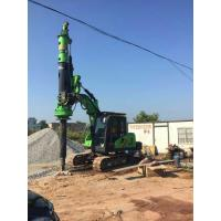 TYSIM KR40A Mini Rotary Drilling Rig Foundation Piling Equipment 40KNm Torque Manufactures