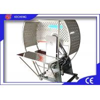 Cardboard Carton Box Strapping Machine Manual Control 0.5kw Power CE Approved Manufactures