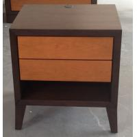 Wooden 5-star hotel furniture stone top night stand/bed side table NT-0021 Manufactures
