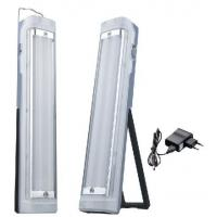 220V 3.7W 60 LED Rechargeable Emergency Light With Standby Hook Manufactures