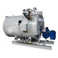 Big Multi Flue Gas Tube Oil Fired Water Steam Boiler Heating System , 5 Ton Manufactures