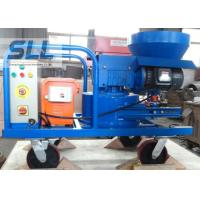 Sincola SHT38 Stucco Sprayer Putty Mortar Spraying Machine Stainless Steel 4m3 / H Manufactures