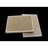 Porous Honeycomb Ceramic Infrared Gas Burner  Ceramic Plate For Oven Manufactures