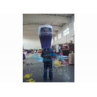 Quality Air Tight Custom Shape LED Shining Custom Printed Balloons For Promotion for sale