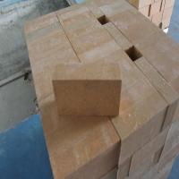 Magnesia Zirconia Kiln Refractory Bricks 76% MgO Insulating Fire Brick Light Yellow Manufactures
