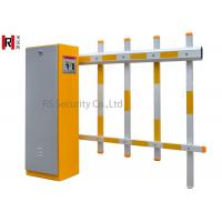 Car Pakring Lot Automatic Arm Road Traffic Metal Boom Barrier Manufactures