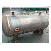 230 Psi Pressure Compressor Air Storage Tank Replacements Horizontal / Vertical Manufactures