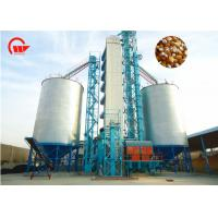 Biomass Furnace Drive Corn Dryer Machine Constantly Energy Saving No Pollution Manufactures