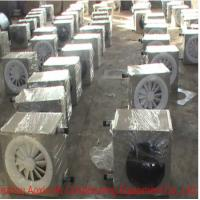 Freestanding Electric Blow Heaters Industrial Overheat Protection Manufactures