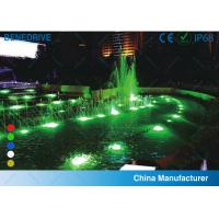 Tempered / Toughened Glass Alloy Copper Plating Nickel Connection Joint LED Underwater Lighting Manufactures