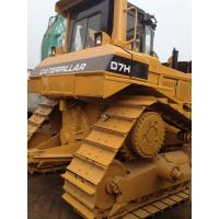 Used CAT D7H bulldozer with ripper , used CAT D7H dozer on sale Manufactures