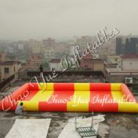 Colorful Wholesale Inflatable Water Pool for outdoor(CY-M1507) Manufactures