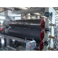 PP PE PVC Sheet Five Rolls Calendering PVC Extruder Production Line Manufactures