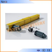 Bridge Electric Steel Crane End Carriage 3 Phase 380V 50HZ Customized Manufactures