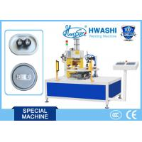 Rotate Caps Cover / Shell Spot Automatic Welding Machine with Eight Welding Station Manufactures