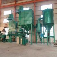PLC Control System Green Sand Moulding Machine Resin Sand Production Line Manufactures