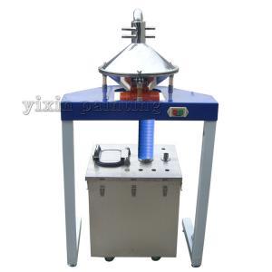 Automatically Powder Sieving Machine , Electrostatic Powder Recovery System