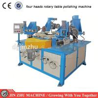 Buffing Machine For Stainless Steel , Cookware Metal Polisher Buffer Manufactures