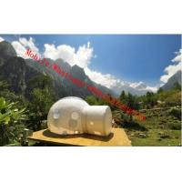 bubble tree balloon , bent inflatable bubble tent Manufactures