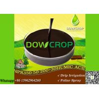 WATER SOLUBLE 150-50-200 + 30 HUMIC ACID LIQUID Manufactures
