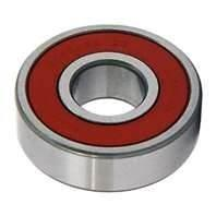 GCr15(CHROME STEEL) Deep Groove Ball Bearings for MOTORCYCLE, MOTOR, PUMP Manufactures