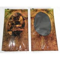 Quality Classic personalization Anti corrosive Plastic Cigar Bags with slider ziplock for sale