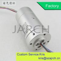 Signal Pneumatic Electrical Slip Ring 18 Circuits For Rotating Equipment Manufactures