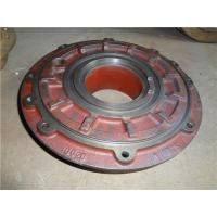 Grey iron GG20 water pump covers casting suction piece ISO9001 , BV Manufactures