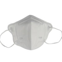 White Small 5 Layers KN95 Kids Face Mask For Baby Daily Life Use Manufactures