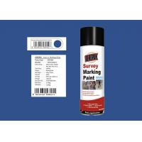 Grade 2 Flexibility Survey Marking Paint Shifeng Blue Color For Timber Manufactures