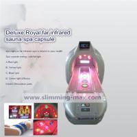 Buy cheap MX-S2 Deluxe Royal Magic Light Far Infrared  slimming spa capsule from wholesalers