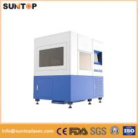 Quality High precision laser metal cutting machine for Stainless steel , carbon steel , for sale