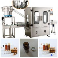 China Fast Speed Linear Capping Machine Locking Cap Machine Simple Operation on sale