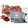 Reishi / Mushroom Freezing Herb Pulverizer Machine With Closed Loop Design Manufactures