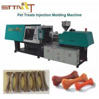 Buy cheap Injection Molding Pet Chews Machine/Nutual Dog Treats Toys Making Machine from wholesalers