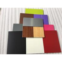 Various Colors Aluminum Composite Panel Cladding With Cold Resistance Manufactures