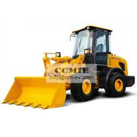 1m3 Bucket Capacity XCMG Wheeled Mechanical Construction Machinery With CE / ISO Manufactures