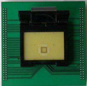 VBGA134 adapter For iPhone4 UP818 UP828 VBGA134 socket Manufactures