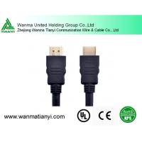PVC Jacket Male HDMI to Male HDMI Cable Manufactures