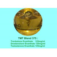 Muscle Gaining Injectable Legal Anabolic Steroids TMT Blend 375 Mg/Ml / 500 Mg/Ml Manufactures