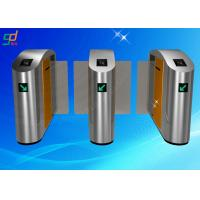 Finger Printer Speed Gates Entrance Turnstiles Access Control System Manufactures
