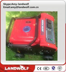 Chinese supplier honda generator 220V gasoline generator for sale Manufactures