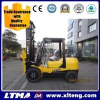 Handle equipment with strong power 3 ton diesel forklift truck with Japanese engine Manufactures