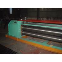 Colour Steel Corrugated Roll Forming Machine / Sheet Making Machine 7.5 kw 8T Manufactures