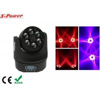 Buy cheap New Bee Eyes 4*15W RGBW Beam LED Moving Head Stage Light   X-89 from wholesalers