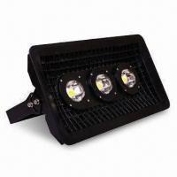 LED Floodlight with 85 to 265V AC, 50 to 60Hz Input Voltage and 13,500/12,000lm Lumens Manufactures