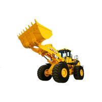 LW800KN Wheel Loader Earthmoving Machinery With Dual-pump Combined Technology Manufactures