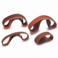 Abrasive Cloth Belts/Sanding Belt for Metal and Wood, with Silicon Carbide and Aluminum Oxide Grain Manufactures
